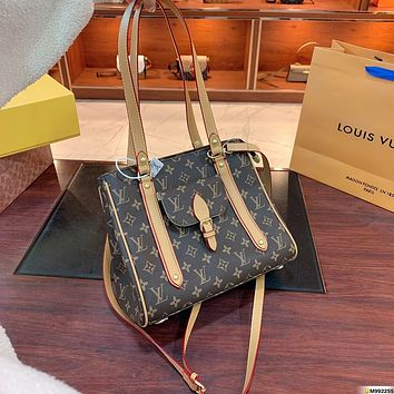 Louis Vuitton LV used bag all-match casual shoulder bag