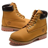 Timberland Fashion  Casual  Couple  Boots Shoes