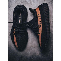 mieniwe Adidas Women Yeezy Boost Sneakers Running Sports Shoes