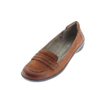 Naturalizer Womens Fire Nubuck Leather Loafers