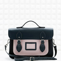 The Cambridge Satchel Company 13 Inch Satchel in Pink - Urban Outfitters
