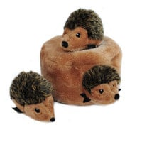 Hedgehog Den Burrow Toy