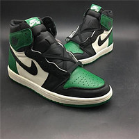 NIKE Air Jordan 1 Retro High OG Pine Green Men Sneakers Shoes
