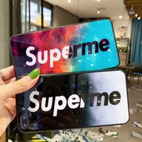 Superme iPhone case