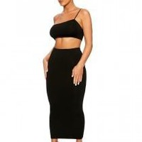 The NW Side Piece Skirt Set - New Arrivals