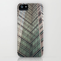 City Chevron Abstract Photography iPhone 4, 4s, 5, 5s, 5c and Samsung Galaxy s3, s4 & iPod Case by CMcDonald