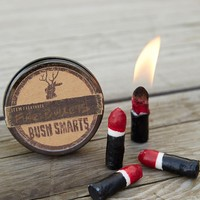 Bush Smarts Fire Starter Set - Urban Outfitters