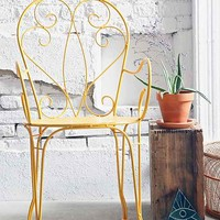 Scrolled Bistro Chair-