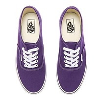 VANS Purple Deck shoes Women Shoes Purple B-CSXY