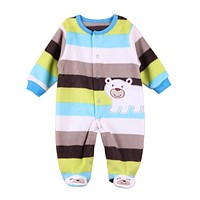 Baby Boy Clothing Cartoon born Baby Clothes Cotton Baby Girl Clothes Infant Jumpsuits