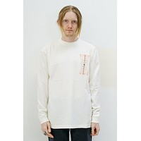 Human Dimensions LS in White