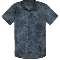RVCA That'll Do Tie Dye Woven Shirt at PacSun.com