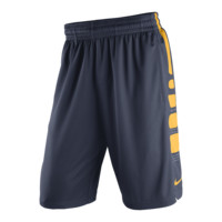 Nike Elite Stripe (West Virginia) Men's Basketball Shorts