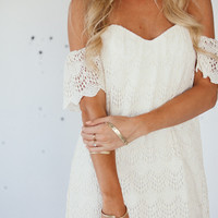 Cali Crochet Dress