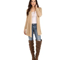 Natural By Nature Cardigan