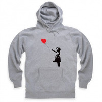Banksy hoody hoodies by Sagarmatha on Etsy