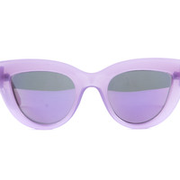 Quay Kitti Purple Shades