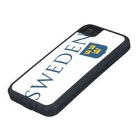 Sweden and Crest iPhone 5 Cases