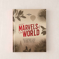 Secret Marvels of the World By Lonely Planet | Urban Outfitters