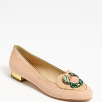 Charlotte Olympia 'Cancer' Flat