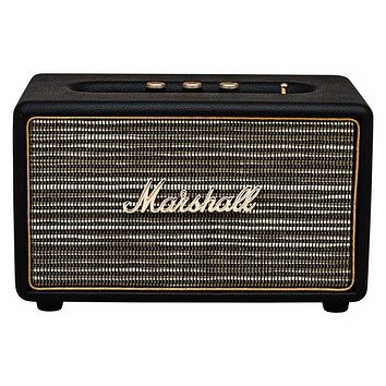 50W Wireless Bluetooth Home Speaker - Black By Marshall Acton