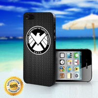 SHIELD Agent Black - For iPhone 4/4s, iPhone 5, iPhone 5s, iPhone 5c case. Please choose the option