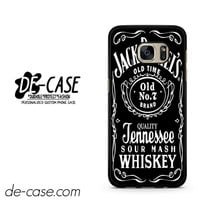 Jack Daniel DEAL-5734 Samsung Phonecase Cover For Samsung Galaxy S7 / S7 Edge