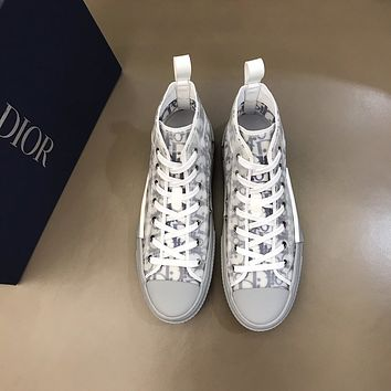 dior fashion men womens casual running sport shoes sneakers slipper sandals high heels shoes 211