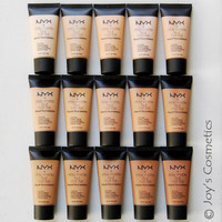 "1 NYX Stay Matte But Not Flat Liquid Foundation ""Pick Your 1 color""   *Joy's*"