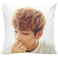 V aka Kim Taeyhung from BTS pillow