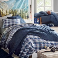 Rhodes Plaid Duvet Cover + Sham