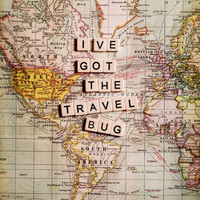 I've got the travel bug Art Print by Sylvia Cook Photography | Society6