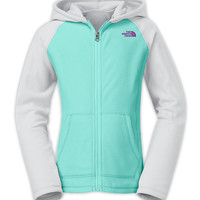 GIRLS' GLACIER FULL ZIP HOODIE | Shop at VF