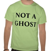 not a ghost tee from Zazzle.com