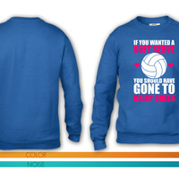 I You Wanted A Soft Serve ... crewneck sweatshirt