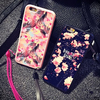 Beautiful Floral iPhone 6 6s Plus Case Cover Gift-163