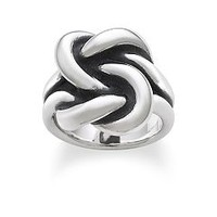 Bold Lovers' Knot Ring | James Avery