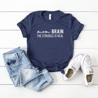 Mom Brain T-Shirt