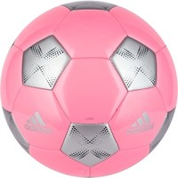 adidas 11Glider Soccer Ball - Pink/Silver - Dick's Sporting Goods
