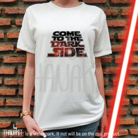 Come to the Darkside TShirt Set - Star Wars Tee Shirt Tee Shirts Size - S M L XL 2XL