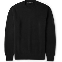 Givenchy - Wool Sweater with Back Strap | MR PORTER