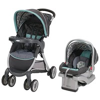 Graco FastAction Fold Click Connect Travel System, Affinia 2015