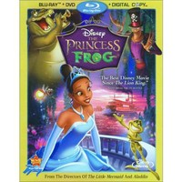 PRINCESS & THE FROG (3PC) (W/DVD) / (WS DUB SUB) (Blu-ray)