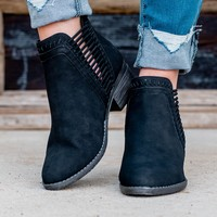 Joliet Ankle boot | Black
