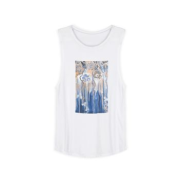 DRIP T-SHIRT SLEEVELESS