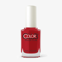 Color Club Reddy Or Not Nail Polish