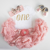1st Birthday Outfit