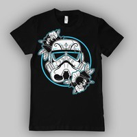 Star Wars Sugar Skull Stormtrooper T-shirt