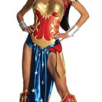 DC Comics Ame-comi Heroine Series Secret Wishes Wonder Woman Costume