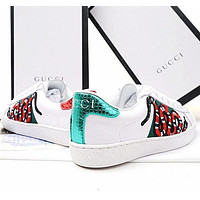 shosouvenir::Gucci:Trending Fashion Casual Sports Shoes